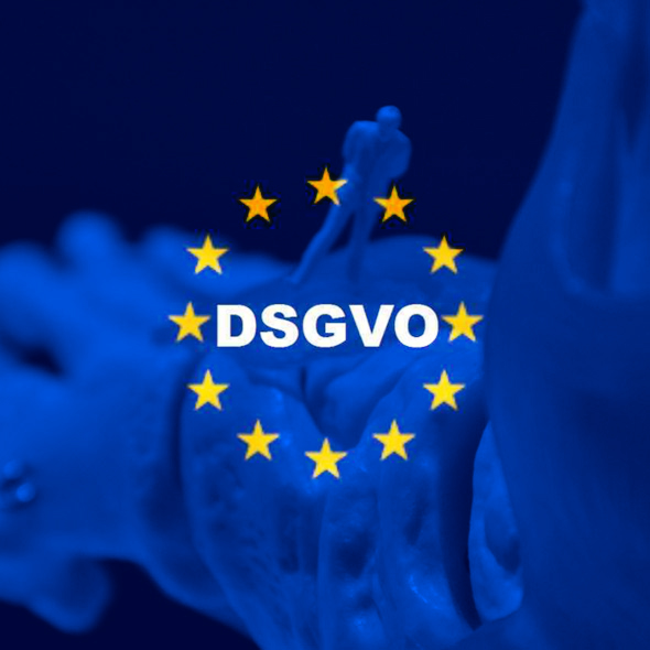 DSGVO 2018 Aktualisierungsinformation